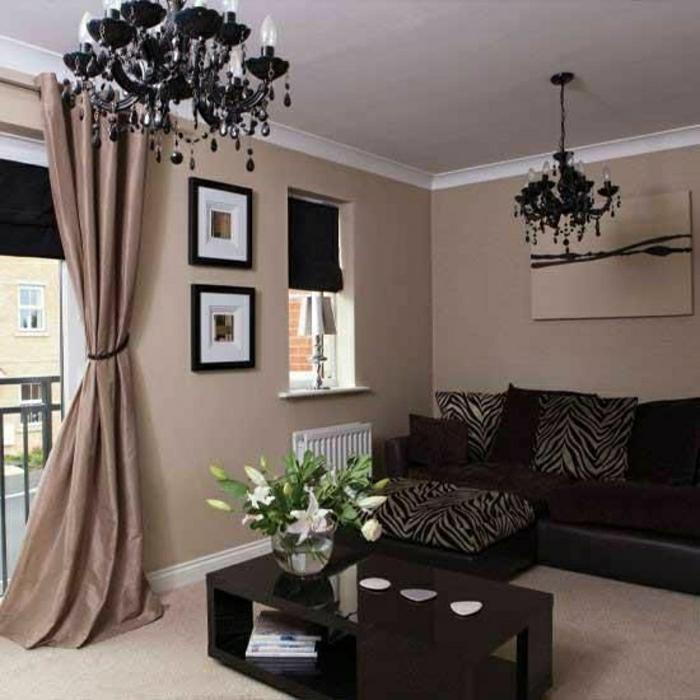 Aujourd hui nous sommes inspir s par la couleur taupe for Next living room designs