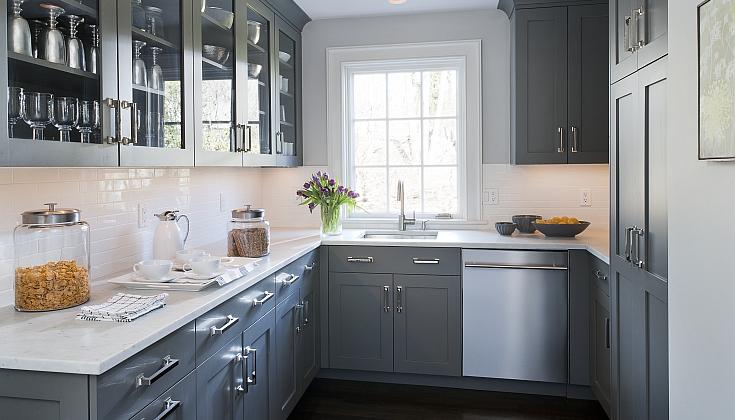 ★ La cuisine grise, plutôt oui ou plutôt non?
