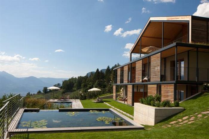la piscine biologique une solution co friendly pour votre jardin. Black Bedroom Furniture Sets. Home Design Ideas