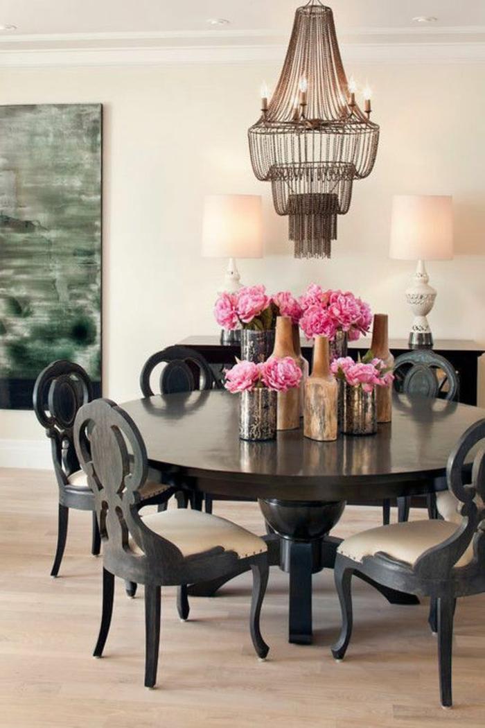 pivoine-arbustive-déco-cuisine-amenagement-table