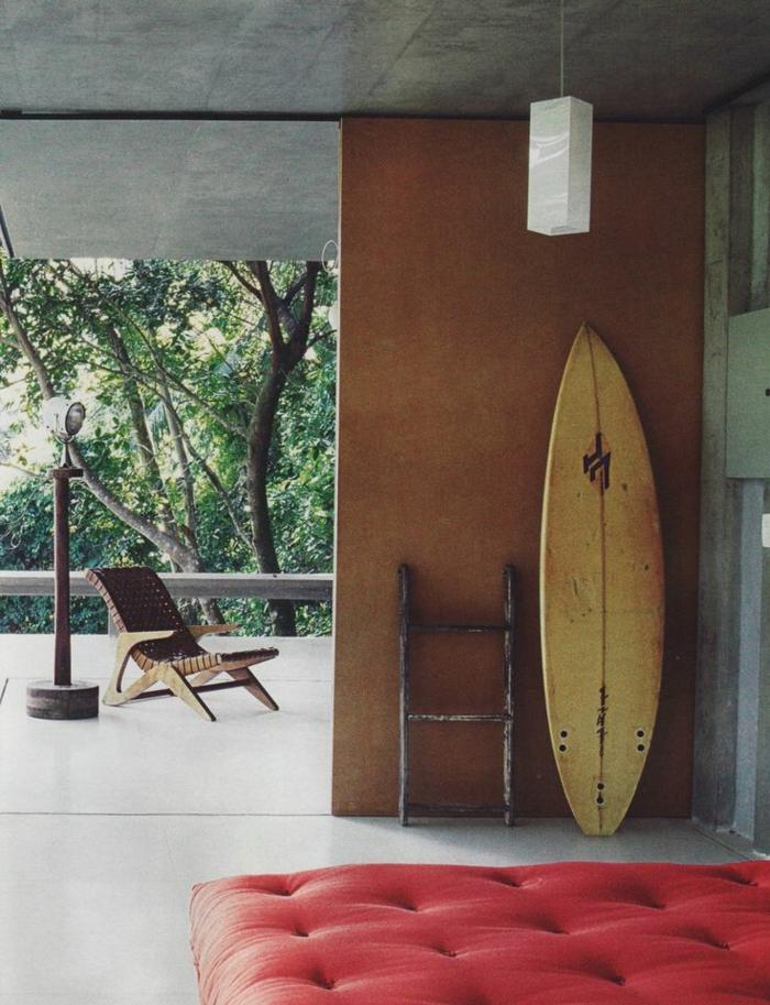 planche-de-surf-comme-décoration