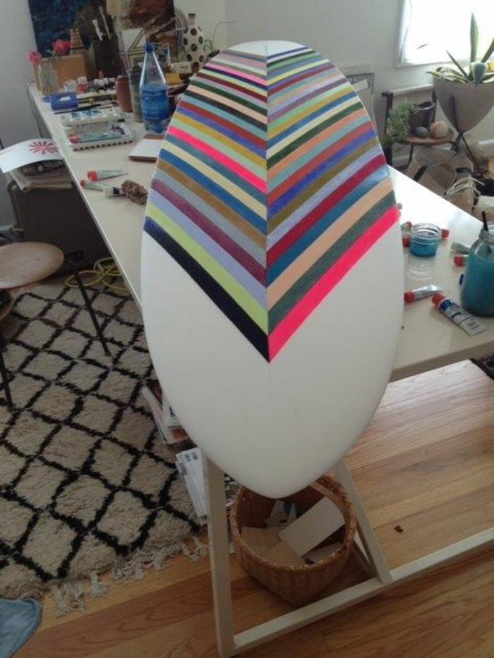planche-de-surf-comment-décorer-la-planchede-surf