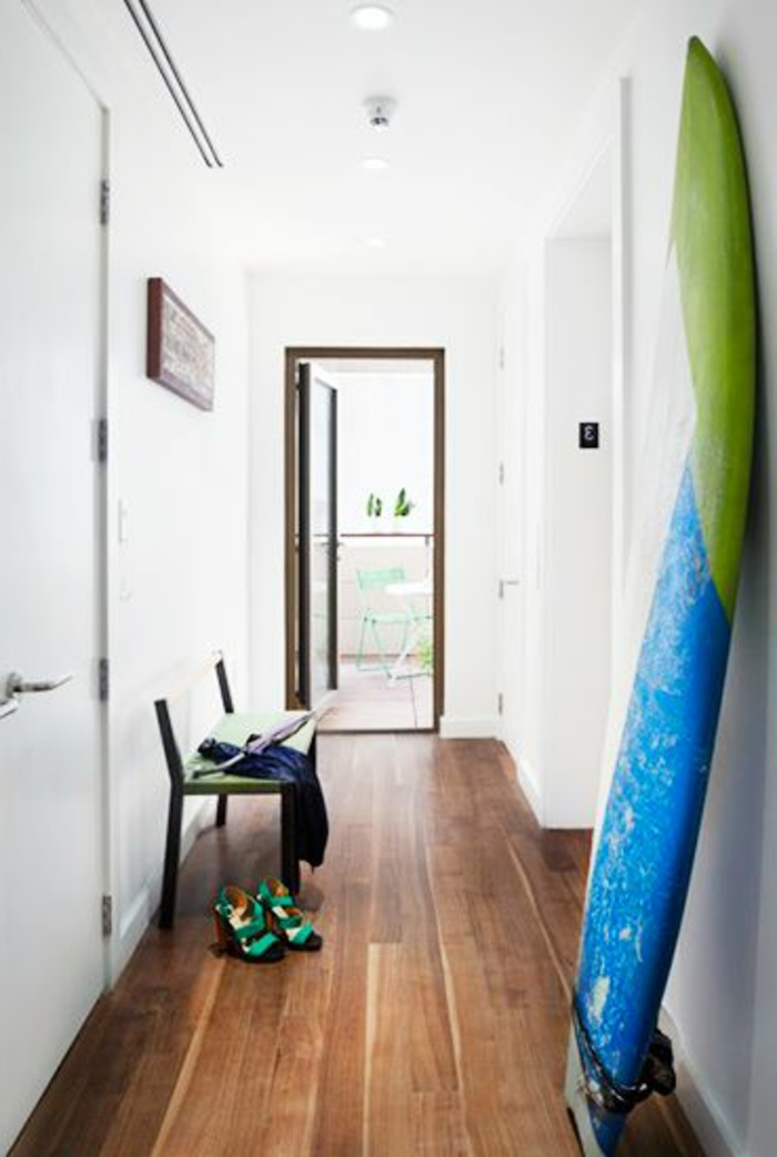 planche-de-surf-entrée-en-style-marin
