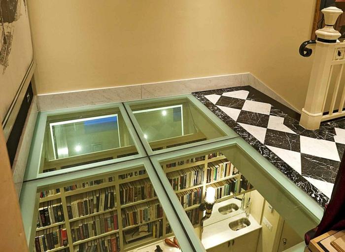 planche-verre-sol-transparent-plancher-transparent-belle-maison-chambre
