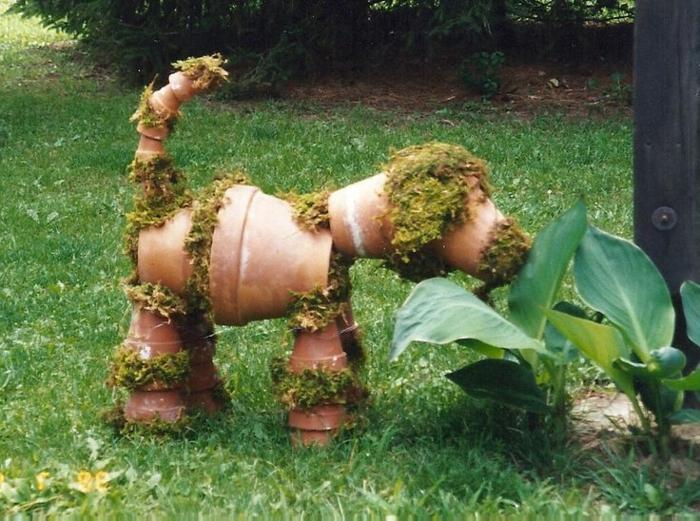 pots-de-fleurs-jardiniere-créer-sculpture