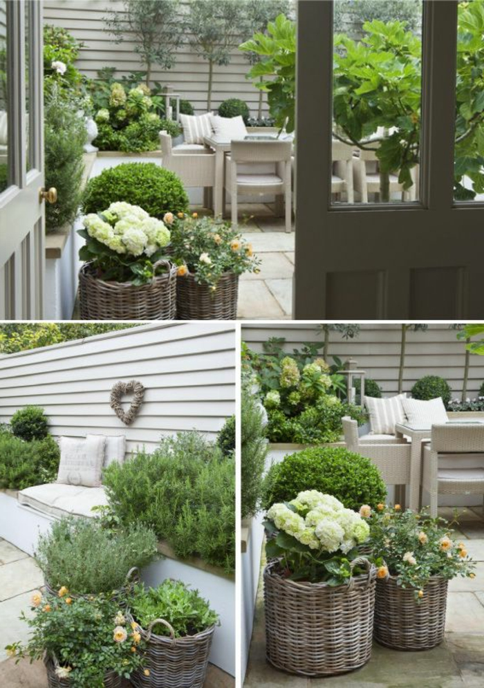 40 pots de fleurs qui vont allumer votre imagination for Grand pot plante exterieur