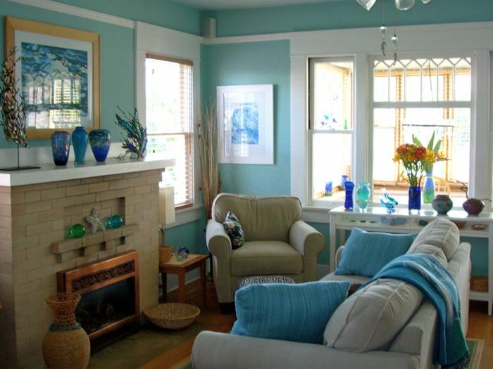 salle-séjour-amenagement-en-bleue
