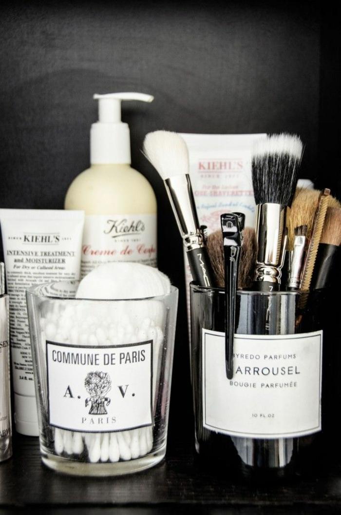 set-pinceaux-maquillage-organiser-idée-storage