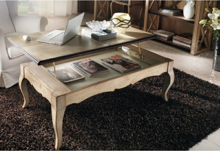 table-basse-relevable-baroque-tapis-chaise-mac