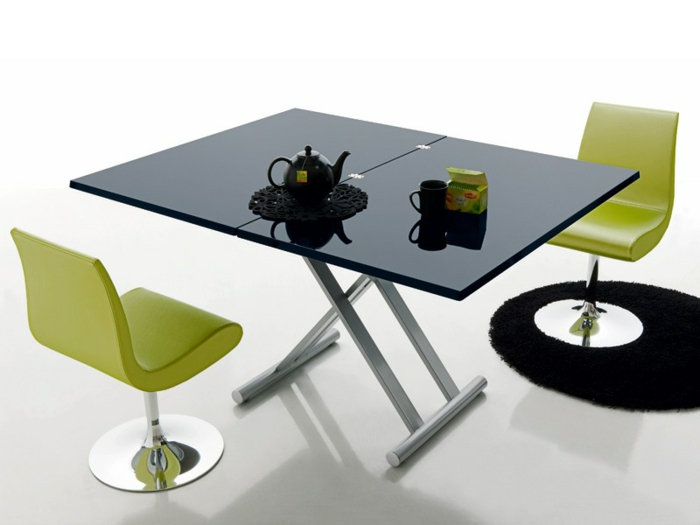 table-basse-relevable-extensible-chaise-vert