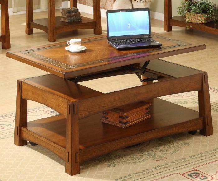 table-relevable-décoration-deux-niveaux
