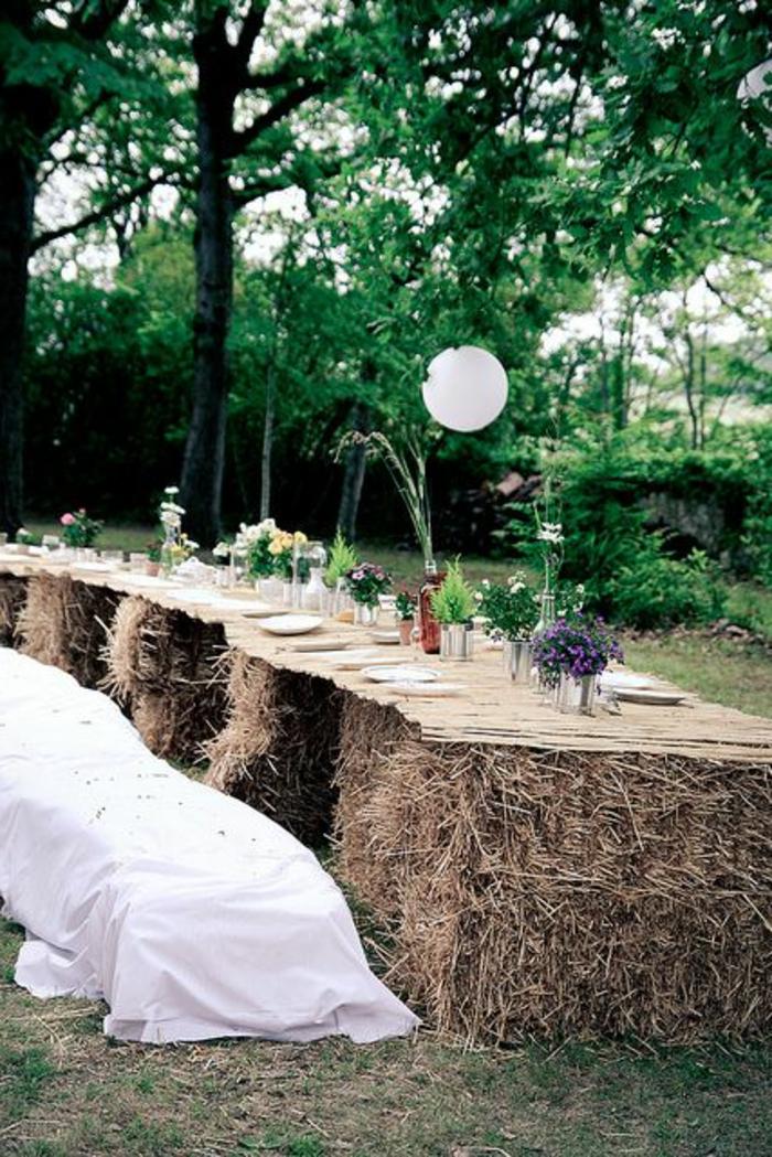 table-rustique-une-belle-idée-pour-set-de-table-rustique-en-bois-fleurs