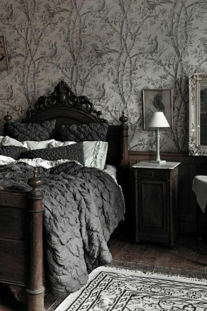 La descente de lit comment on peut la choisir for Chambre a coucher style empire