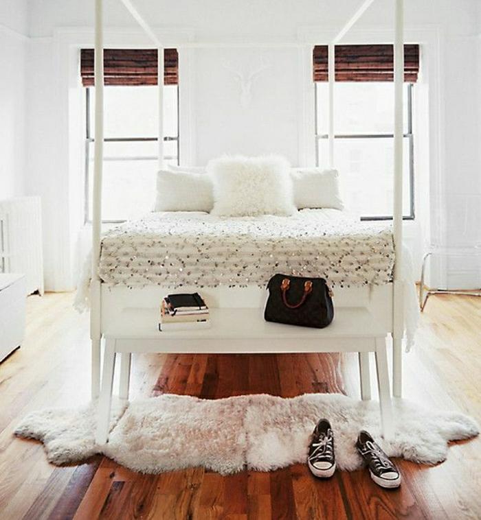 la descente de lit comment on peut la choisir. Black Bedroom Furniture Sets. Home Design Ideas