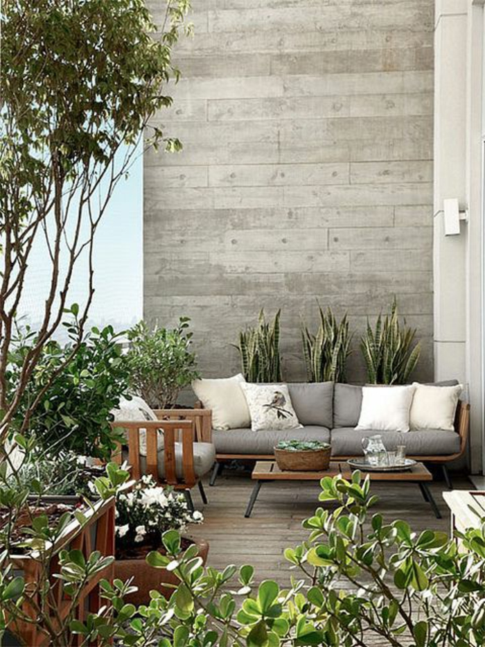 La terrasse en ville qui inspire la plupart des designers for Terrasse sur sol meuble