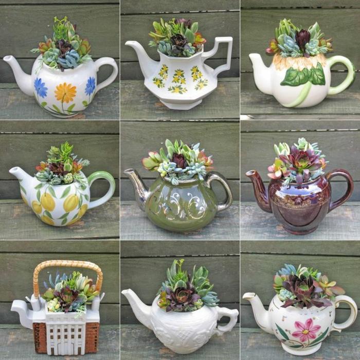 Deco pot de fleur deco pot de fleur ides de dco en for Pots cuisine decoration