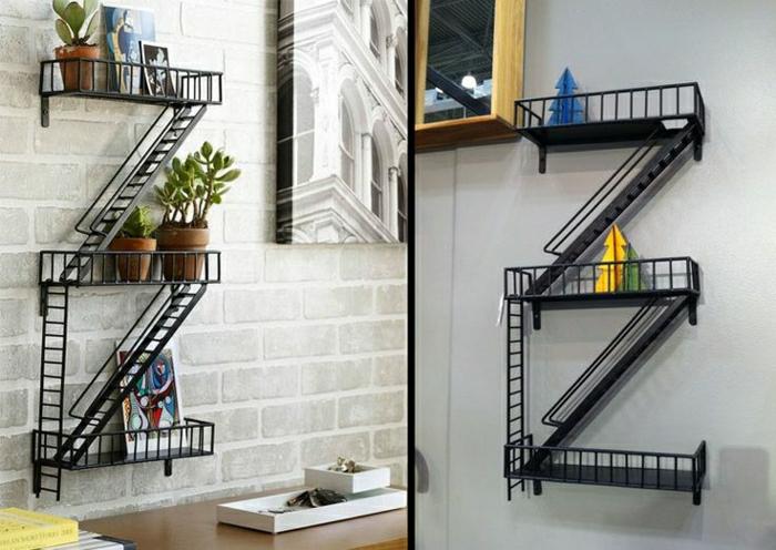 étagères-métalliques-étagère-métallique-design-original
