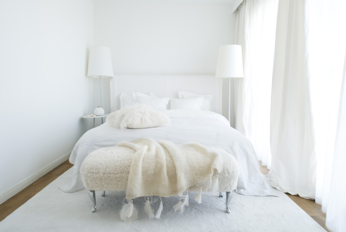 Chambre A Coucher Style Scandinave