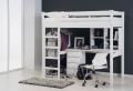 Le lit mezzanine ou le lit superposé? Quelle variante choisir pour la chambre d'enfant?