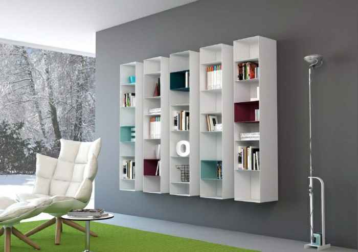 Bibliothèque Modulable Conforama: Meuble bibliothèque modulable ...