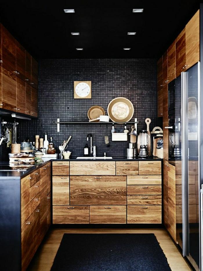 Choisir quelle couleur pour une cuisine - Keuken amenagee et equipee ...