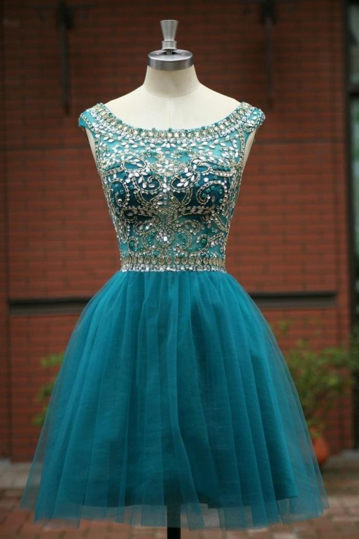 Petite robe bleue - 5 7
