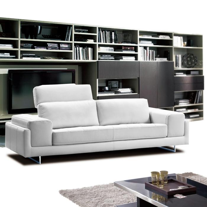 1-canape-meridienne-blanc-canapé-convertible-ikea-meubles-design-elegant-blanc