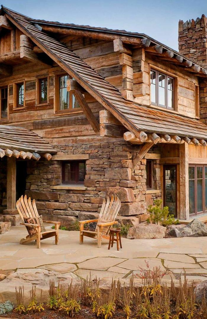 1-chalet-en-bois-habitable-extérieur-de-pierre-maison-dans-la-montagne-maison-champetre