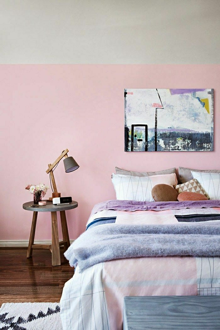 adopter la couleur pastel pour la maison. Black Bedroom Furniture Sets. Home Design Ideas