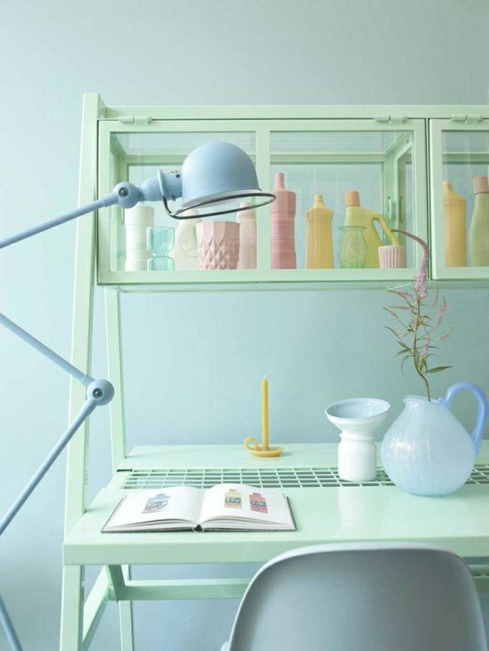 1-couleurs-pastels-coin-de-travail-de-couleur-bleu-pastel-bleu-pale-meubles-de-coin-de-travail
