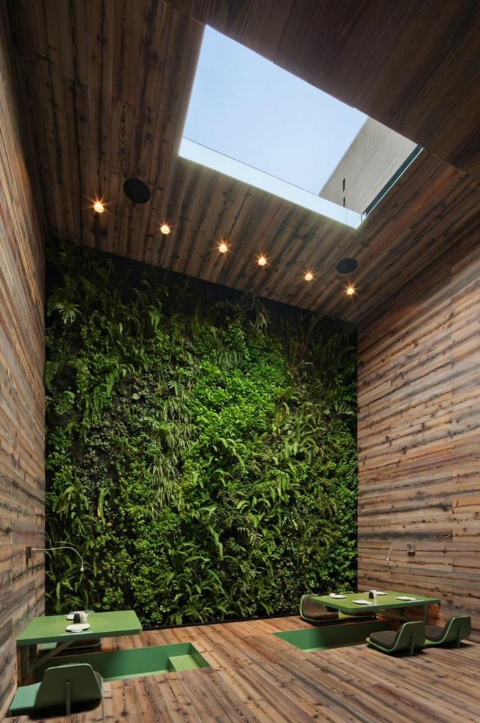 1-décoration-avec-gazon-synthétique-pour-le-mur-en-bois-intérieur-moderne-maison-de-luxe