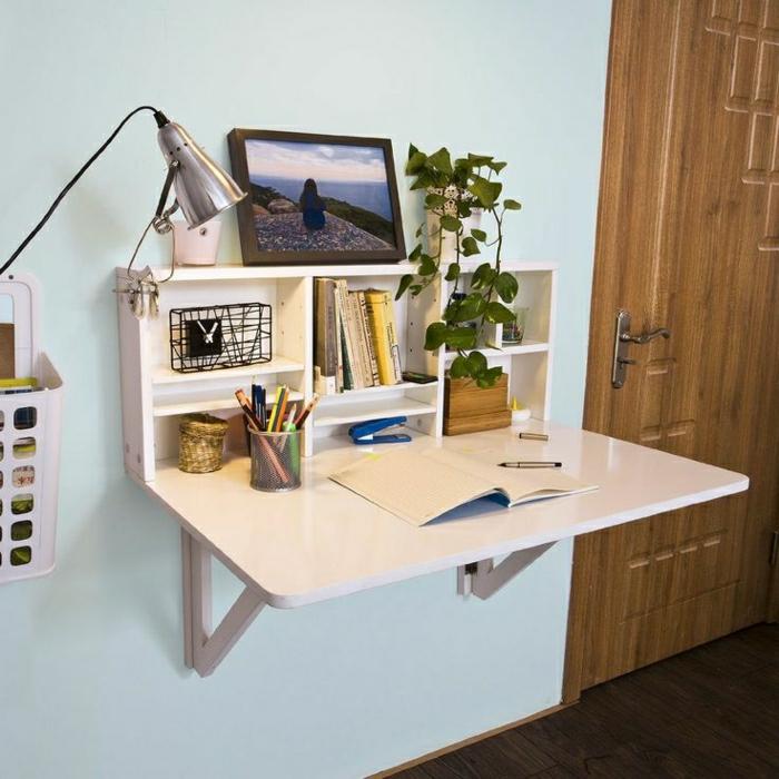 1-joli-coin-de-travail-pliable-table-pliante-murale-en-bois-coin-de-travail