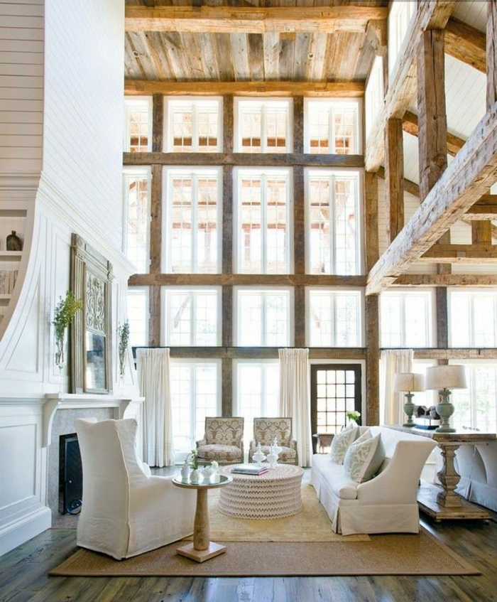 1-jolie-maison-en-bois-intérieur-rustique-chalet-en-bois-habitable-chalet-bois