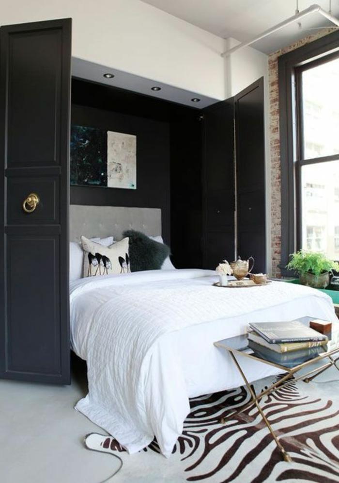 1-lit-pliant-ikea-design-lit-gigogne-chambre-moderne-intérieur-tapis-peau-de-zebre