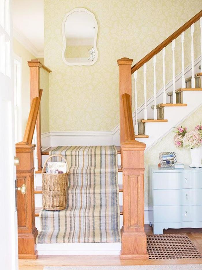 1-moquette-escalier-leroy-merlin-coloré-tapis-pour-escalier-en-bois-maison-contemporaine