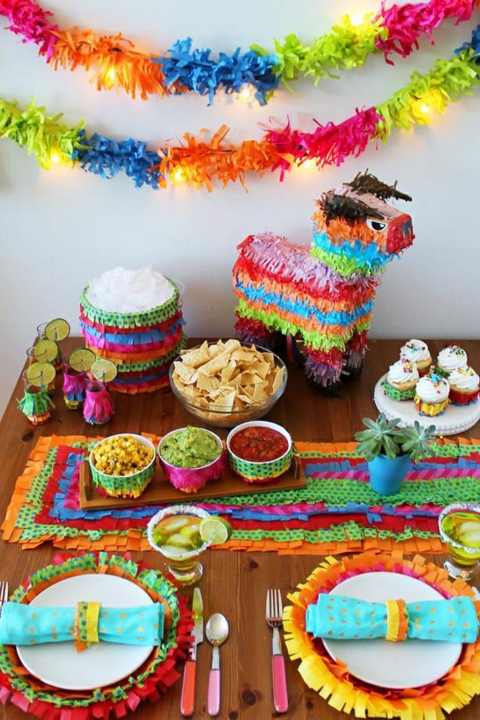 1-party-set-de-table-coloré-jetable-anniversaire-comment-décorer-la-table