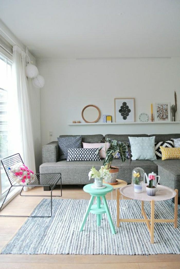 1-salon-moderne-de-couleur-pastel-dessin-pastel-chaise-de-bar-basse-pour-le-salon