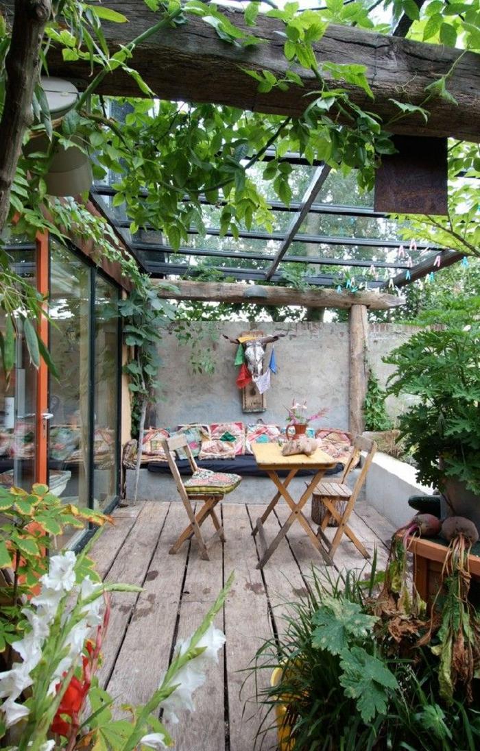 Awesome Nettoyage Salon De Jardin En Bois Photos - Amazing House ...