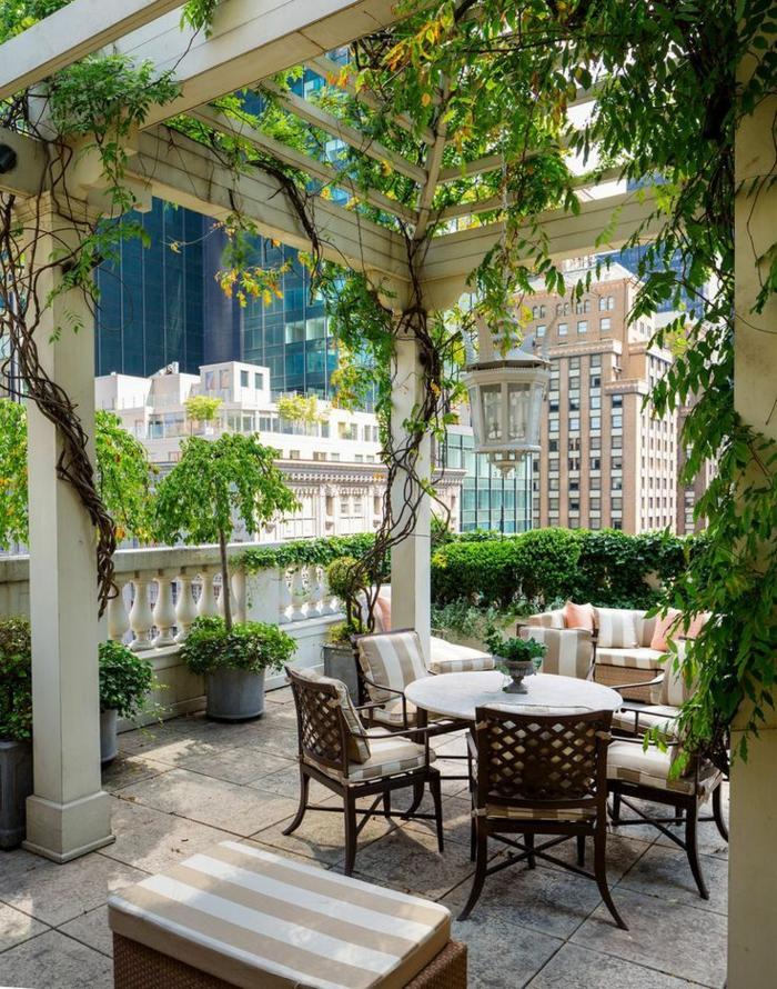Comment choisir une table et chaises de jardin - Dessiner une table de jardin ...
