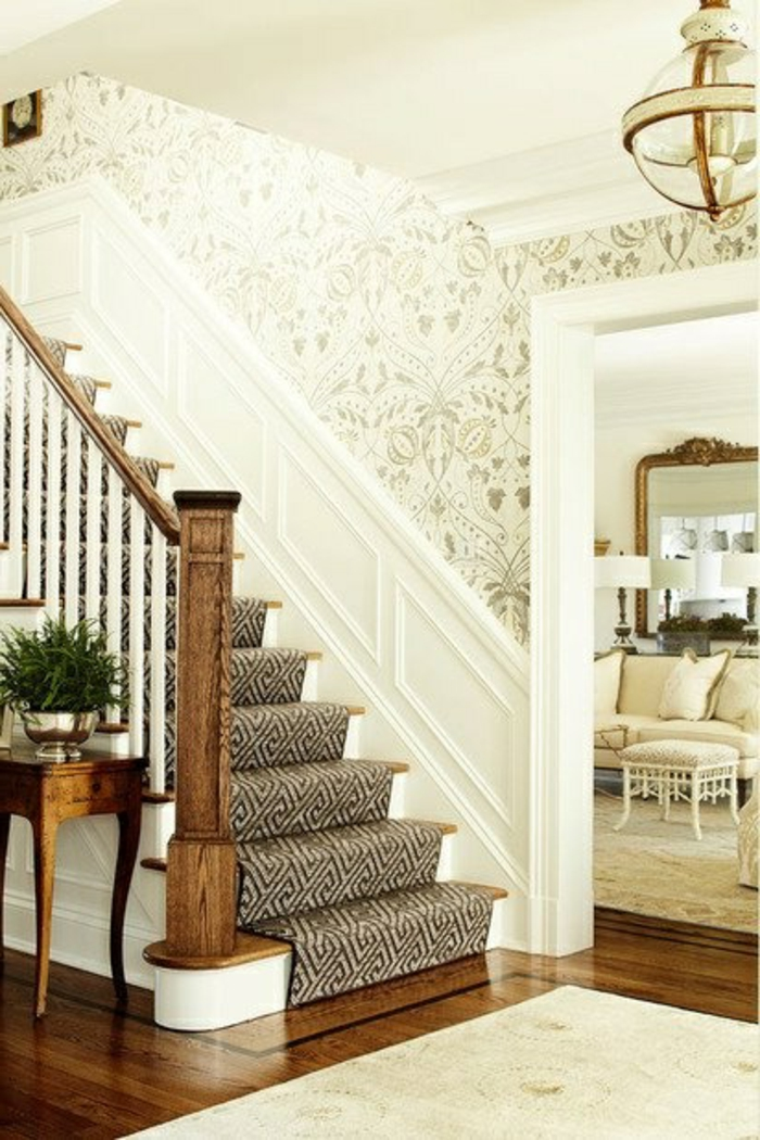 tapis en coco pour escalier. Black Bedroom Furniture Sets. Home Design Ideas