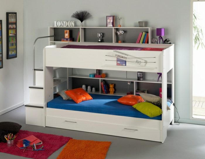 2-lit-enfant-sureleve-chambre-d-enfant-meubles-dans-la-chambre-d-enfant-lit-mezzanine
