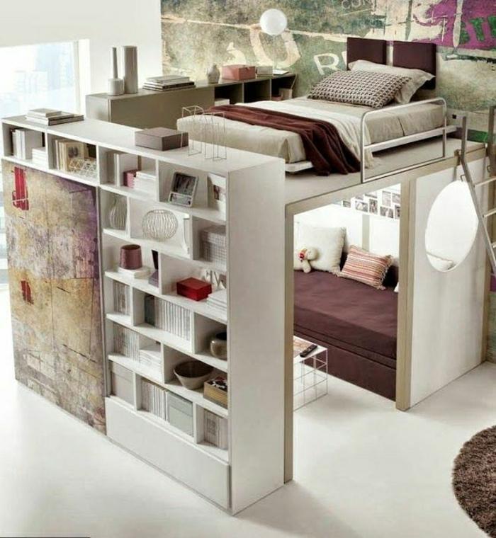 2 lit mezzanine lit superpos conforama lit chambre - Conforama Lit Superpose