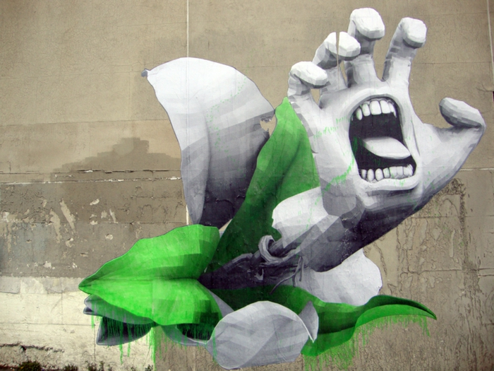 Art-urbain-Ludo-street-artiste-crie-de-la-nature-sauver-écologie