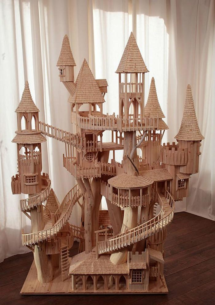 Bough-Houses-à-Rob-Heard-sculpture-sur-bois-maison-imagination-superbe