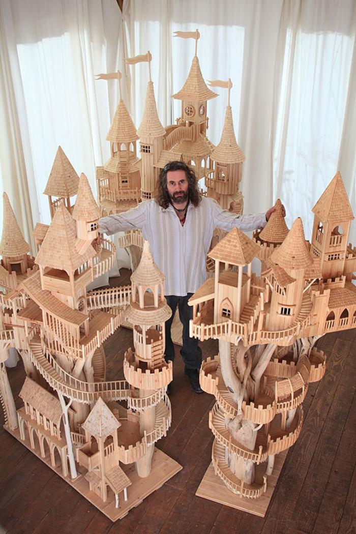 Bough-Houses-de-Rob-Heard-maison-en-bois-sculpture