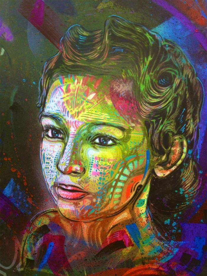 C215-street-art-créatif-original-couleur-sa-fille