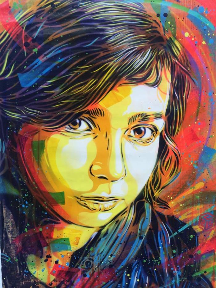 C215-street-art-créatif-original-nina-sa-fille-couleur
