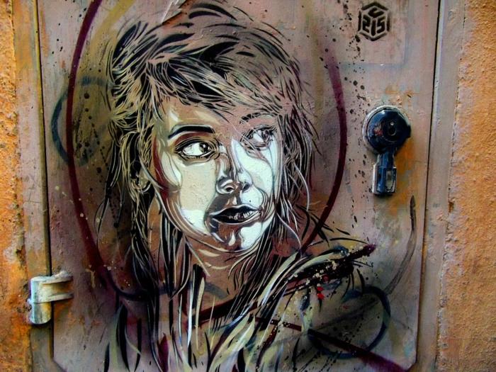 C215-street-art-créatif-original-ombré-idée