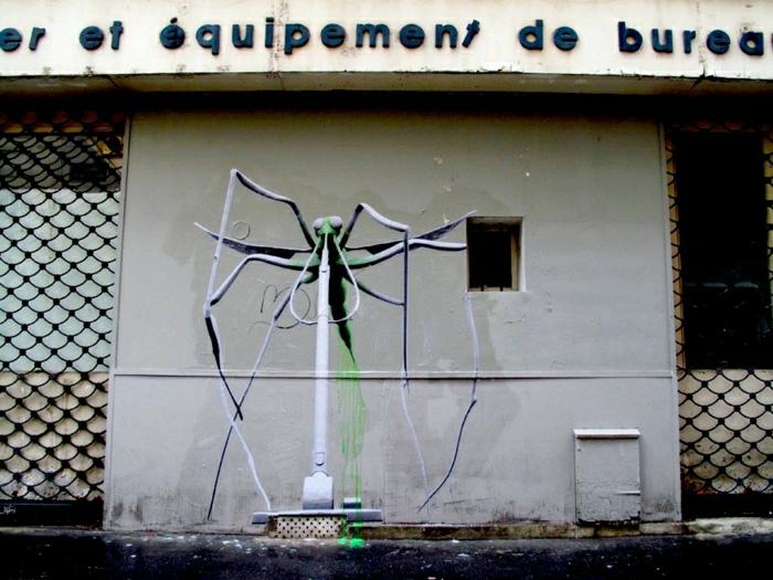 ludo street art les chefs d uvres de la rue. Black Bedroom Furniture Sets. Home Design Ideas