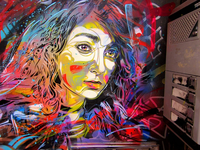 C215 Street Art 60 Images Qui Vont Vous Charmer